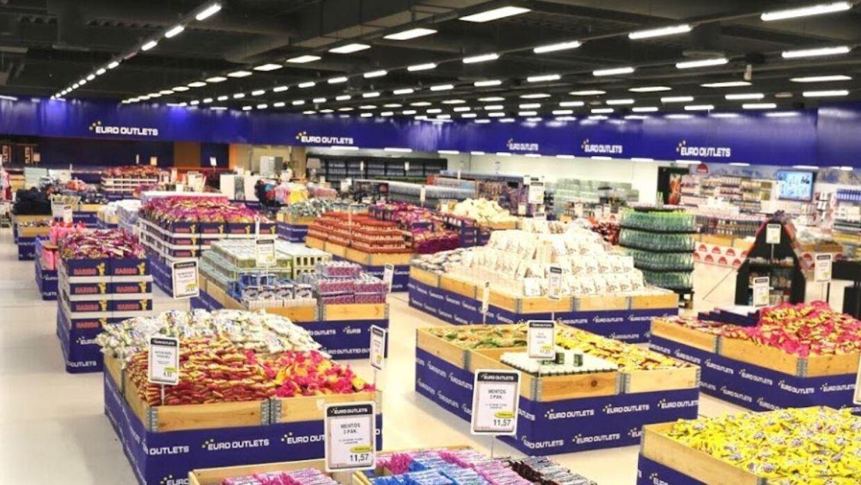Butikskæden Euro-outlet og Gazellevirksomheden Senobis er begæret konkurs. (Arkivfoto)