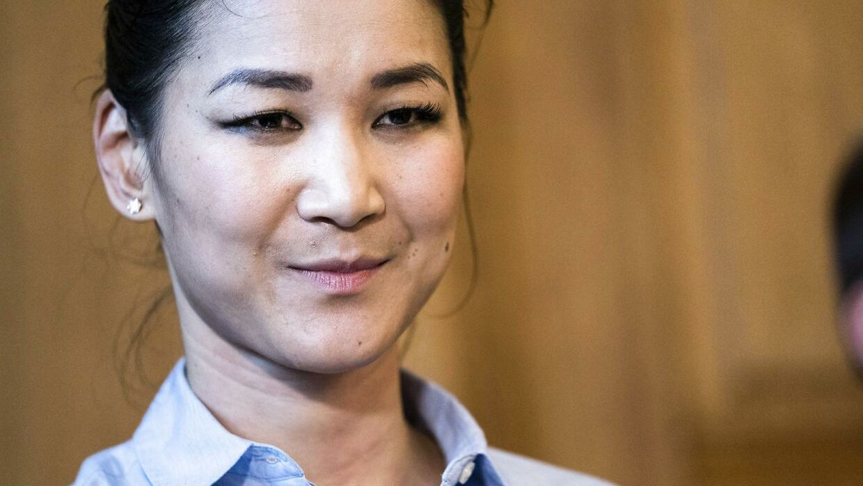 Anna Mee Allerslev nægter, at Øens Murerfirma har stået for en totalentreprise i hendes lejlighed.