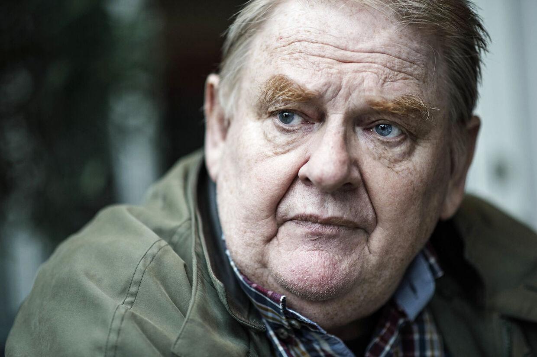 Det var først til allersidst, at Ole Thestrup måtte erkende, at han alligevel ikke kunne vinde kampen over kræften.