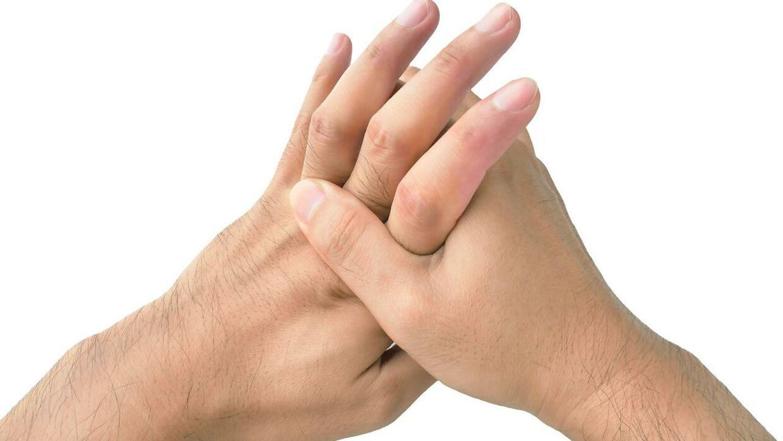 hvordan giver man finger