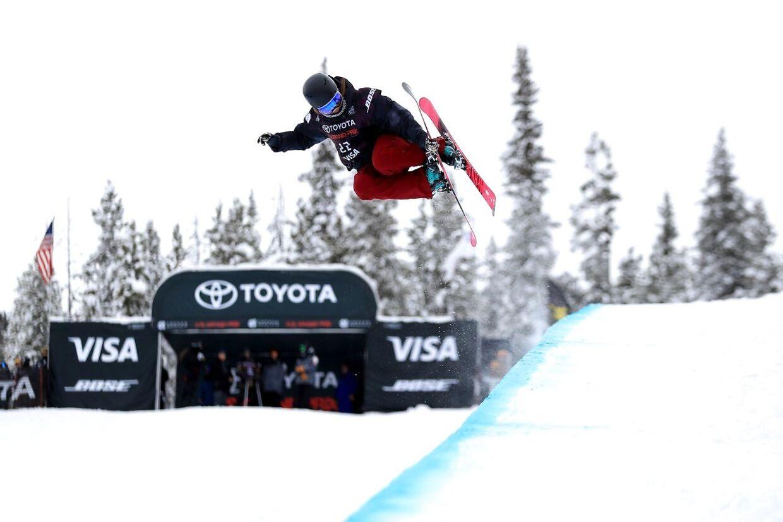 Freestyle-skiløberen Laila Friis-Salling repræsenterer Danmark ved vinter-OL i Sydkorea.