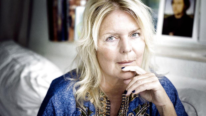 Suste Bonnén er gået personlig konkurs efter salg af andelsbolig.