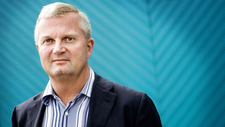 Aldo Petersen arbejder sammen med Aston Villa på en langsigtet forretningsstrategi i forhold til Lyngby.
