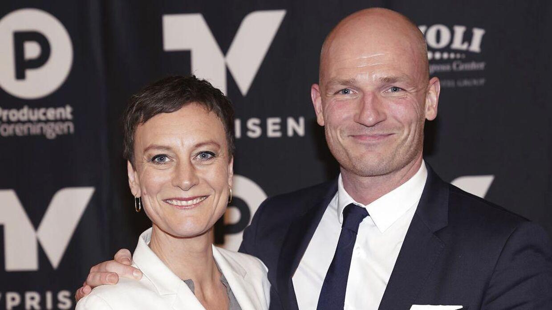 Janni Pedersen var i flere år nyhedsvært sammen med Lasse Sjørslev på TV 2 News.