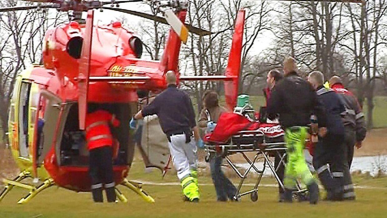 Syv elever blev erklæret klinisk døde ved redningen og blev fragtet direkte til intensivafdelingen på Rigshospitalet