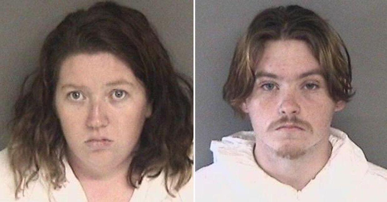 Den 25-årige Melissa Leonardo og Daniel Gross på 19 år, er begge arresteret for mord.