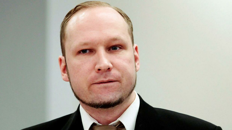 Anders Breivik afsoner i dag en 21 års lang forvaringsdom, efter han i 2011 dræbte 77 mennesker.