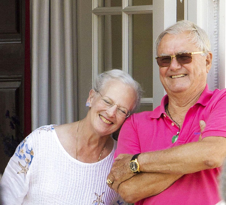 Prins Henrik og dronning Margrethe.