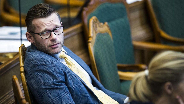 Liberal Alliances Joachim B. Olsen.