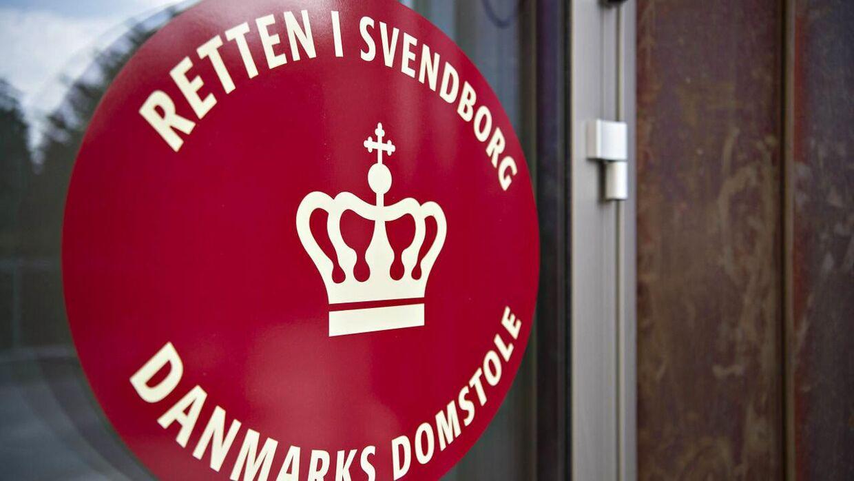 Retten i Svendborg.