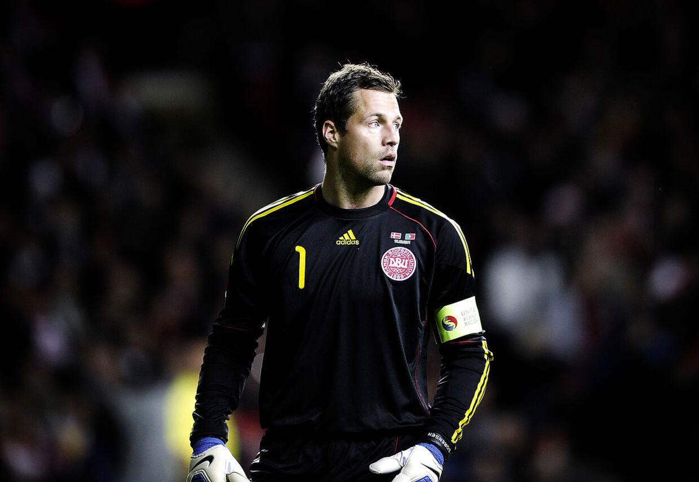 Thomas Sørensen skal kommentere to af Danmarks kampe til VM.