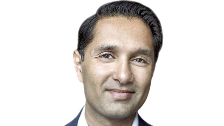 Læge, debattør og forfatter Imran Rashid.