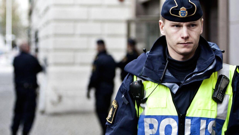 Seks helt unge drenge mistænkes for at stå bag den seneste gruppevoldtægt i den sydsvenske by Malmø. (Arkivfoto)