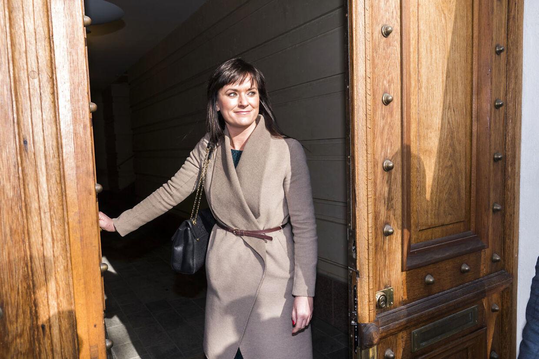 Innovationsminister Sophie Løhde (V).