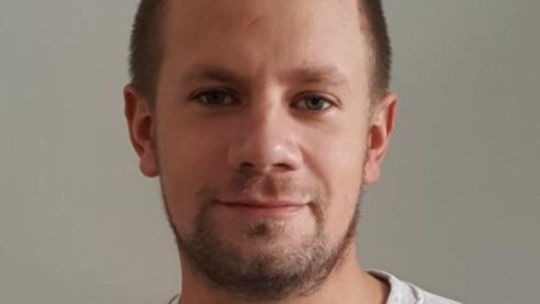 Jonas Fritzbøger, portør, Ballerup
