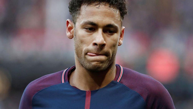 Neymar bliver muligvis først klar til sommerens VM-slutrunde.
