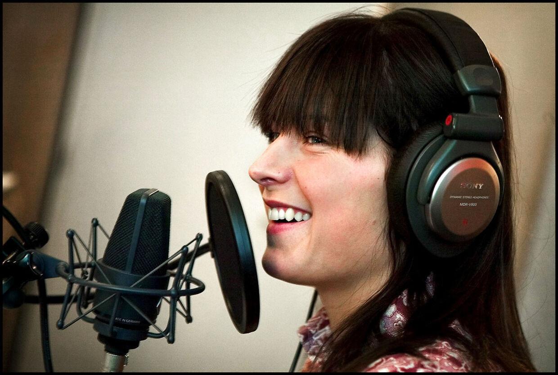 Andrea Elisabeth slog for alvor sit navn fast, da hun var en del af de populære radioprogram Morgenhyrderne.
