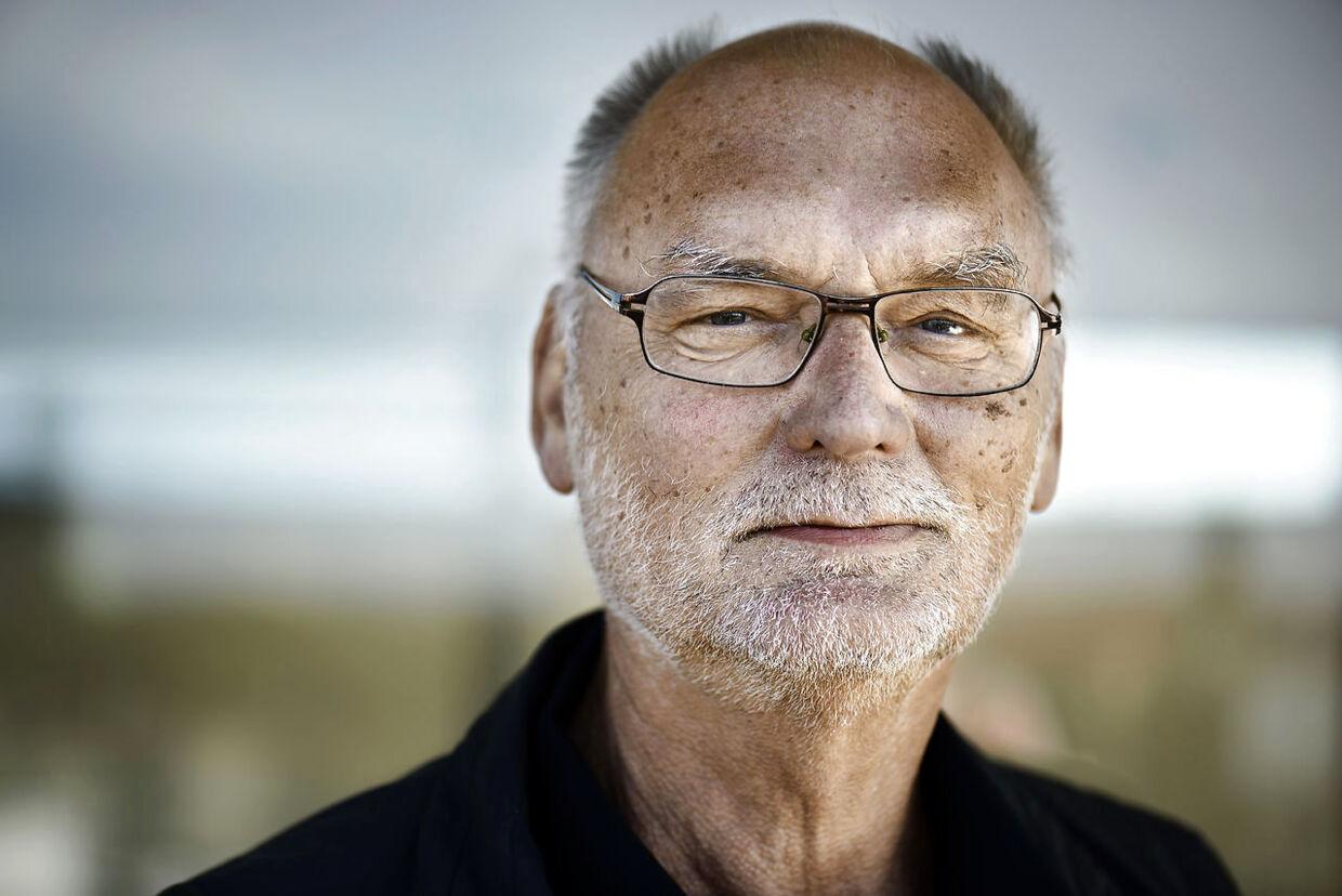 Leif Davidsen, krimiforfatter og tidligere DR-korrespondent i Rusland.