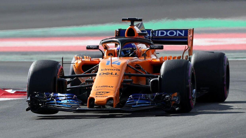 Fernando Alonso overvejede sidste år helt at stoppe i Formel 1-serien.