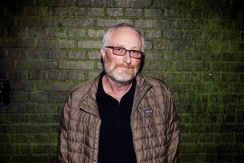 Peter Aalbæk Jensen har stor respekt for, at vennen Klaus Riskær Pedersen har valgt at få et barn i en alder af 62 år