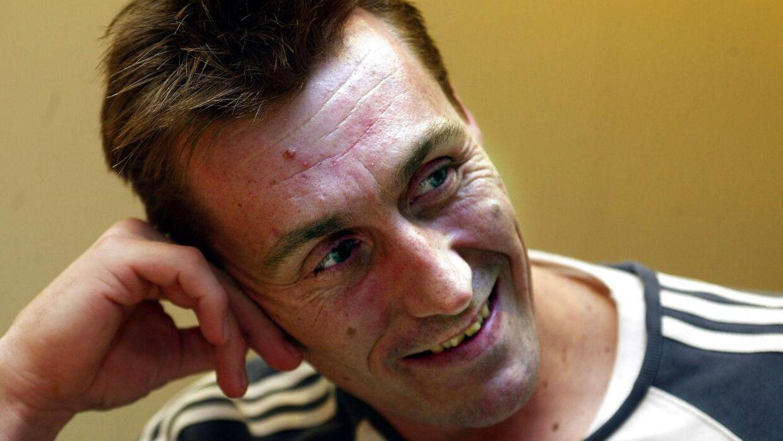 Den tidligere landsholdsmålmand, Michael Bruun, fik divisionscomeback som 47-årig.