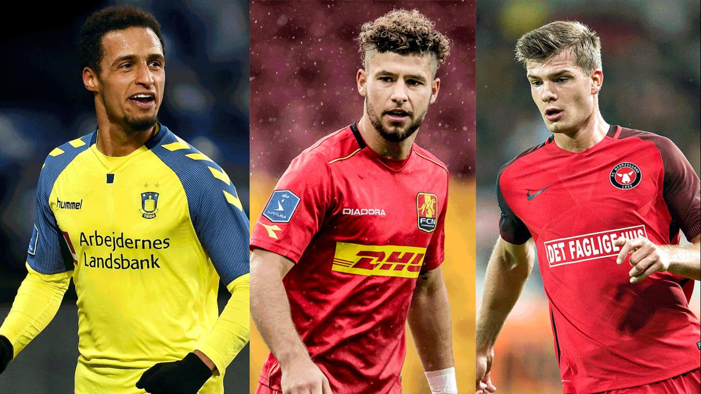 Hvem har været Superligaens bedste spiller i grundspillet?
