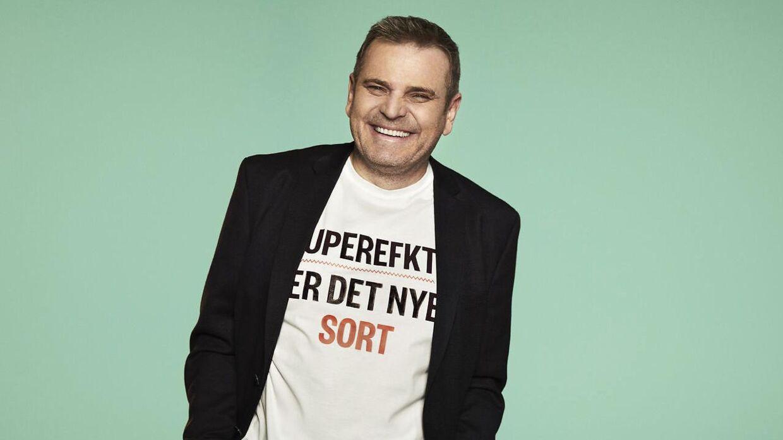 Tv-vært Hans Pilgaard får sit eget talkshow 'Hos Hans'