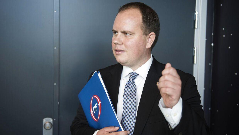 Martin Henriksen (DF).