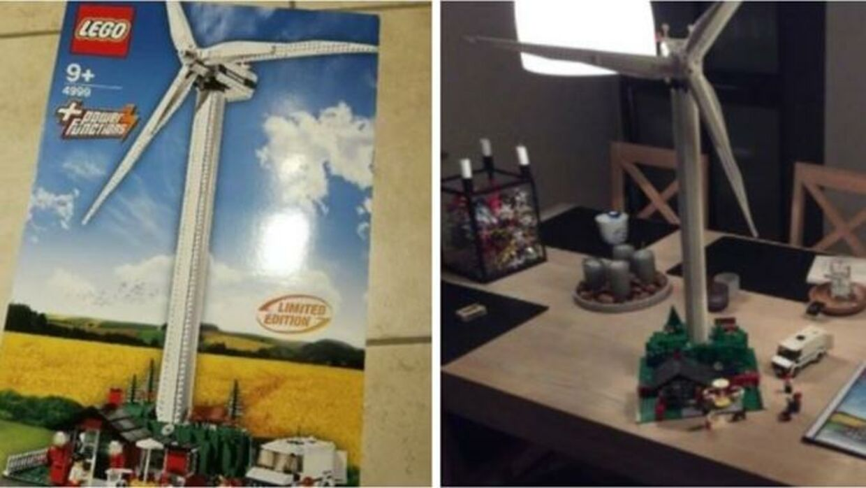 Her kan man se nogle af de vindmøller fra Vestas, der er til salgt på DBA.