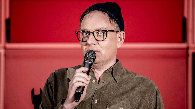 Danmarks Radios underholdningschef Jan Lagermand Lundme.