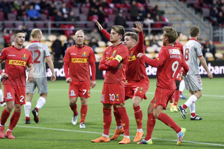 Mathias Jensen ligner det næste gigantsalg fra Superligaen. FC Nordsjælland sælger ikke klubbens anfører for under 60 millioner kroner.