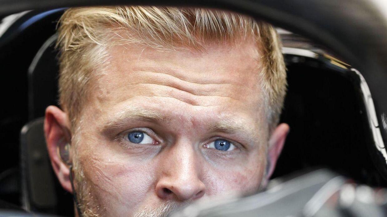 Kevin Magnussen kan ende hos store Formel 1-hold som Ferrari, Mercedes og Red Bull, hvis han fortsætter med at præstere, som han gør.