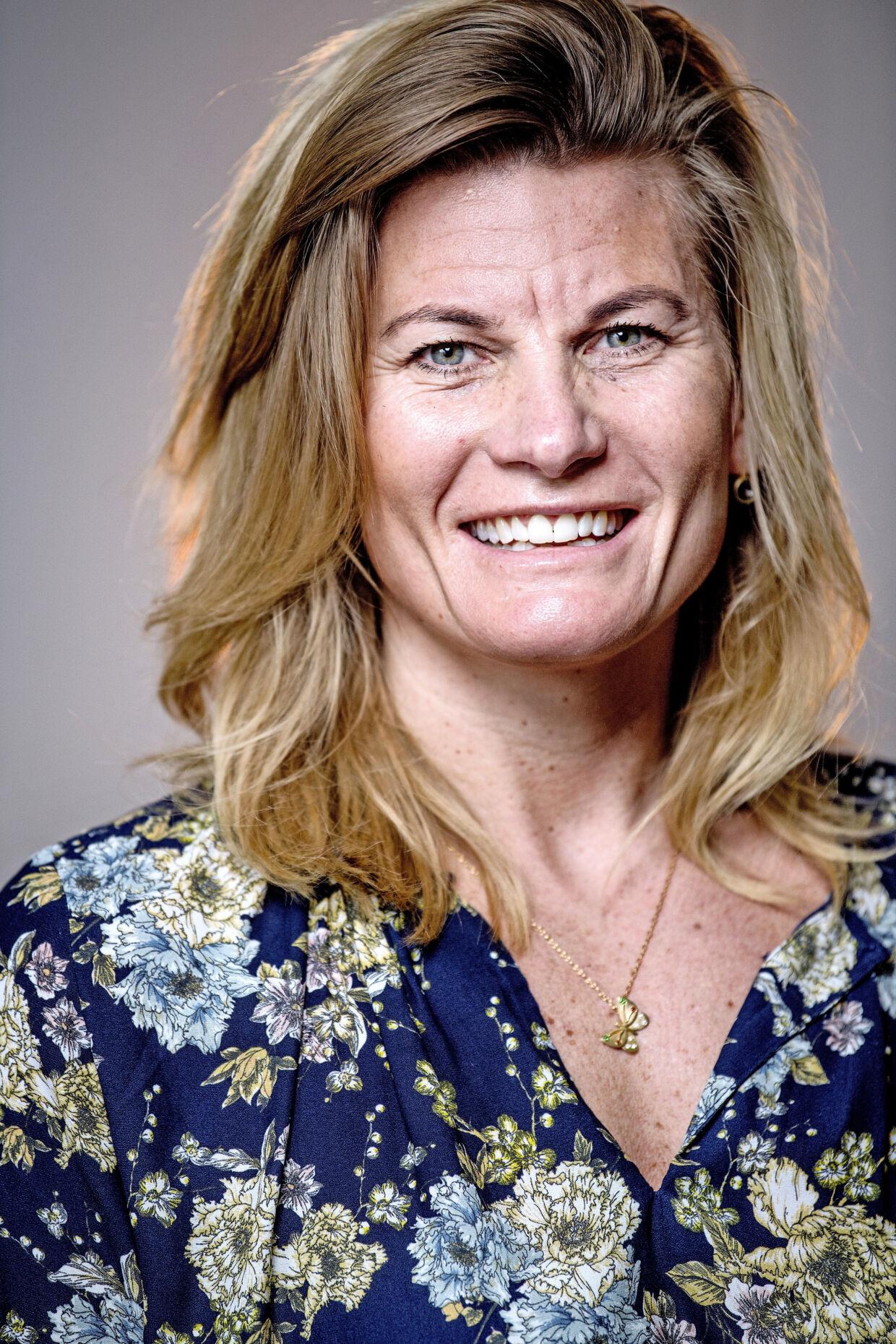 180 grader interview med Pernille Urhbrand, som tabte sig og fik en sund livsstil og blev et gladere menneske.