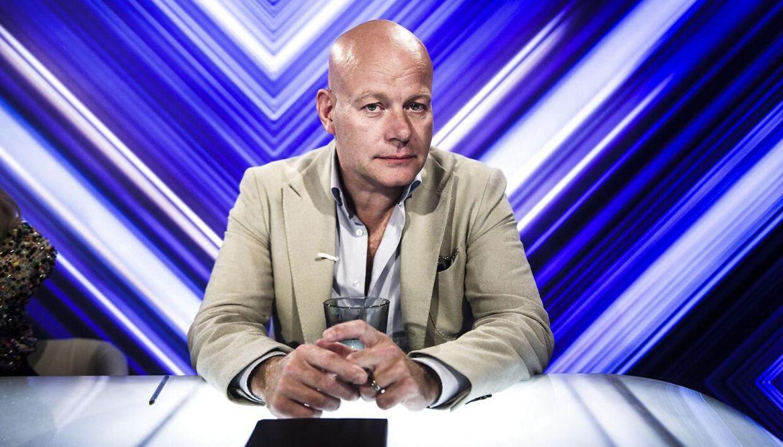 X-Factor dommer Thomas Blachman. Billedet her er fra 2015.