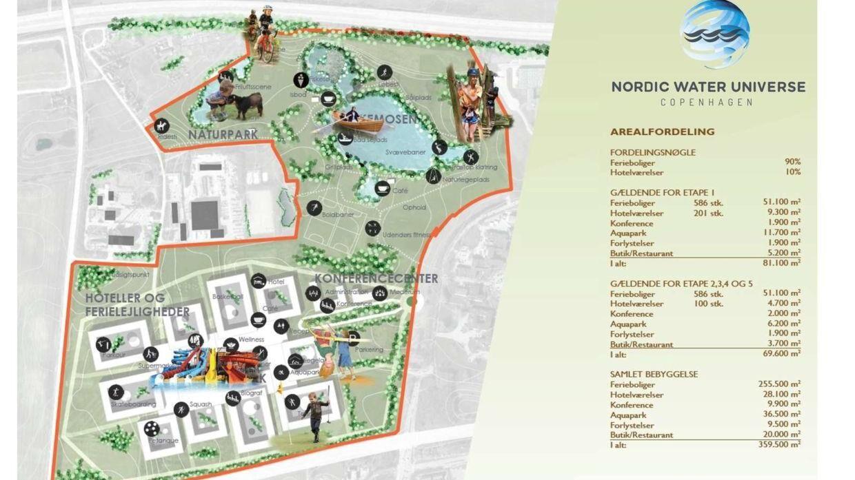 Høje Taastrups borgmester, Micael Ziegler, har netop forsikret Høje Taastrups beboere om, at et længeventet byggeri snart kan begynde. Høje Taastrup får verdens femte største vandland.
