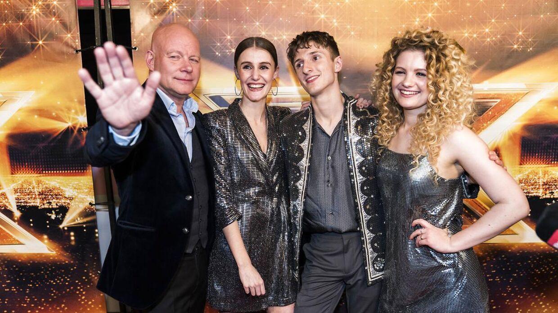Place on Earth da de sammen med Thomas Blachman den 6. april vandt 'X Factor' 2018.