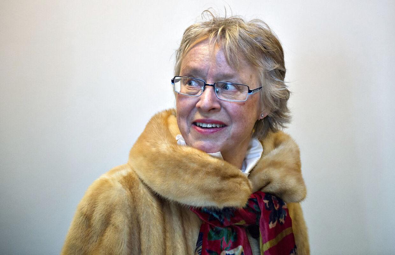 Forligskvinde Mette Christensen (arkivfoto).