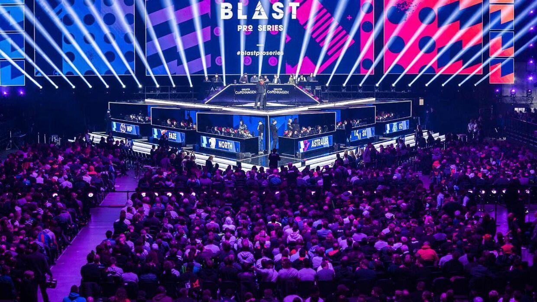 Blast Pro Series i Royal Arena var en kæmpe seersucces i 2017. Ifølge BTs oplysninger vender det nu tilbage igen.