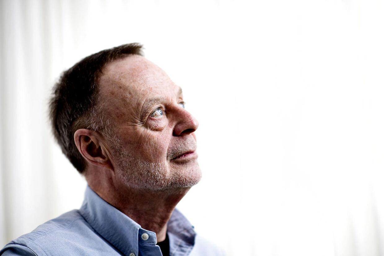 Bent Isager-Nielsen gik på pension 1. april og kan nu se tilbage på en lang karriere i politiet.
