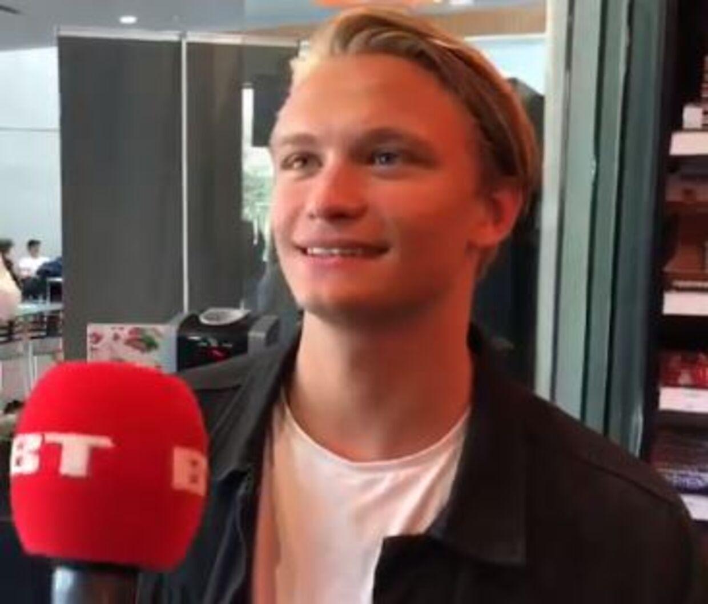 21-årige CBS-studerende Sander Bastrup.