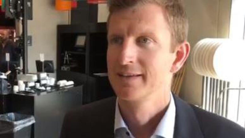 Chef for udviklingen af Dankort hos Nets, Esben Torpe Jørgensen.