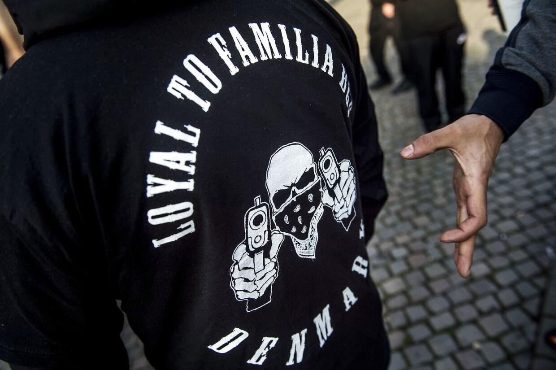 I rocker-bande miljøet er der en langt større voldsparathed end tidligere. (Foto: Scanpix Danmark STF/Scanpix 2017)