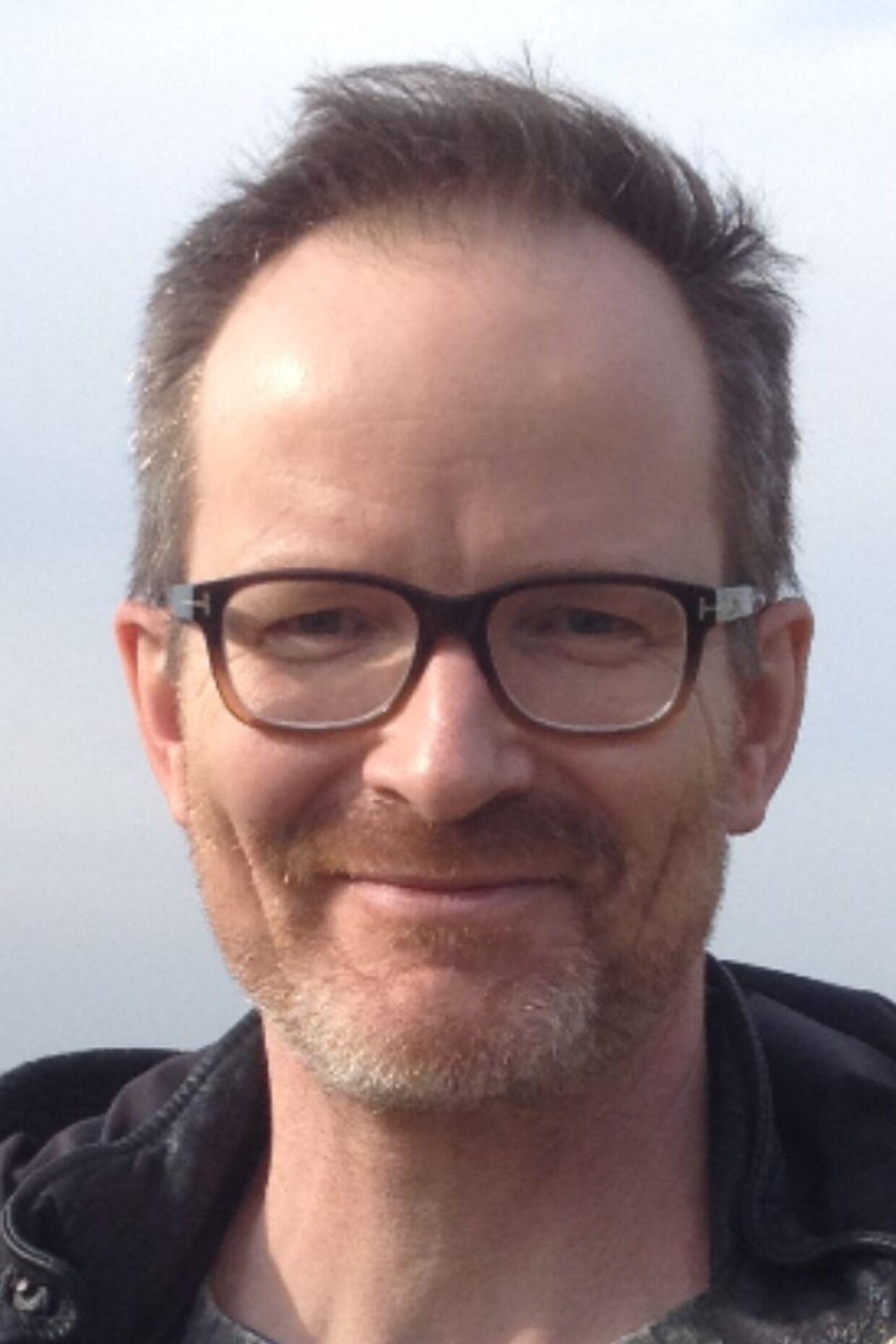 Morten Frisch, læge, adj. professor, dr.med. og medstiller af borgerforslag FT-00124 imod omskæring af drenge.