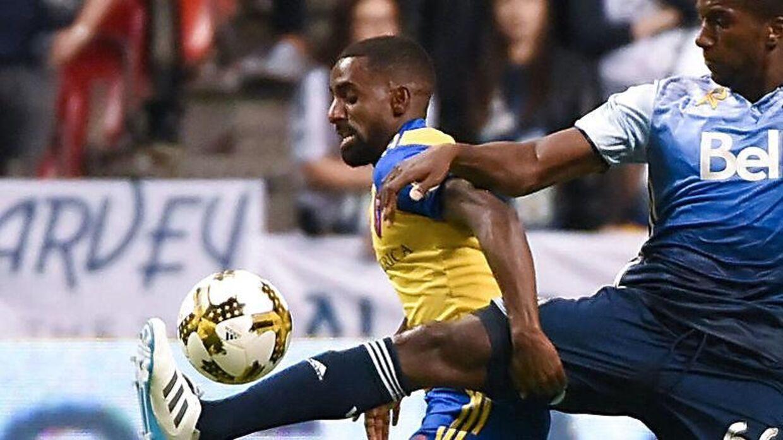 Mohammed Saeid har ikke været nogen succes siden skiftet fra MLS til Superligaen og Lyngby.
