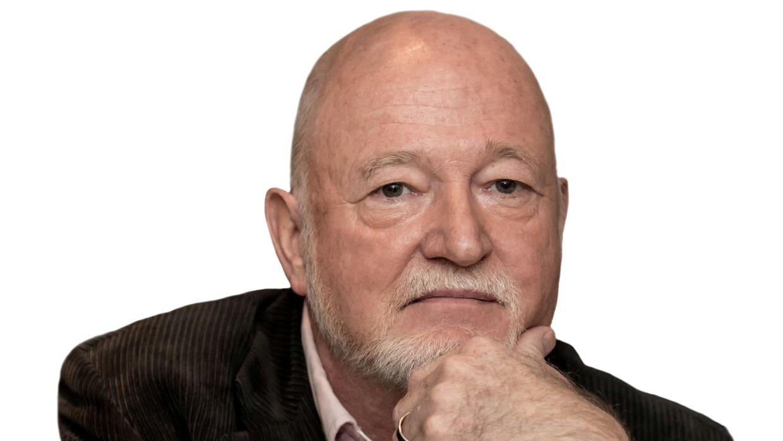 John Aasted Halse, børnepsykolog.