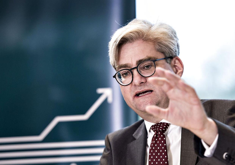 (ARKIV) Uddannelses- og forskningsminister Søren Pind.