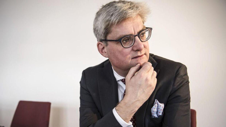 Søren Pind.