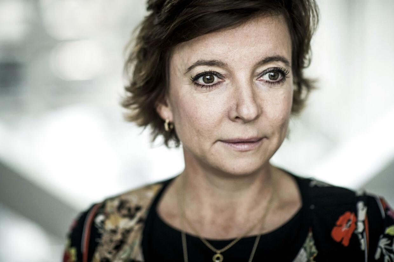 Karen Ellemann var tidligere minister for fiskeri og ligestilling og minister for nordisk samarbejde.