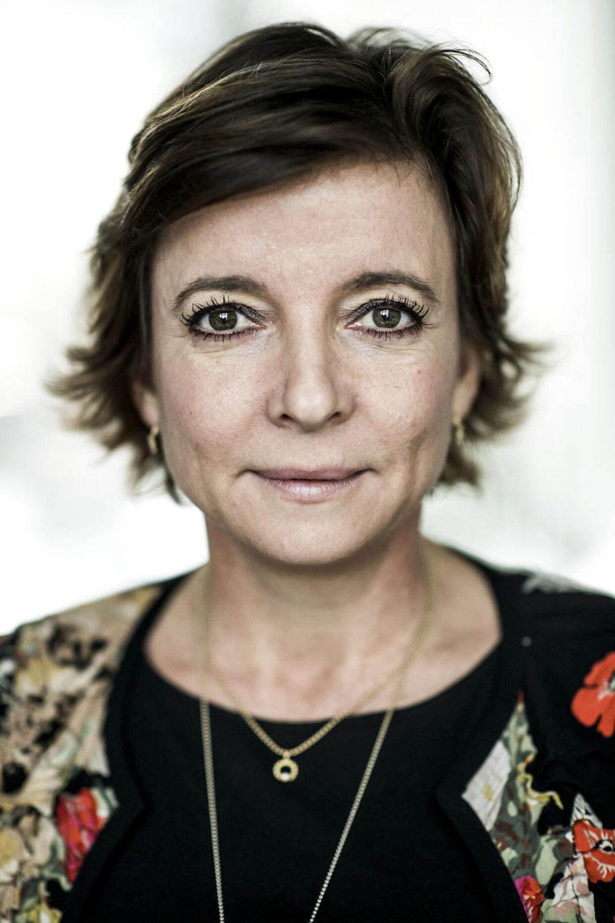 (ARKIV) Portræt af minister for fiskeri og ligestilling og minister for nordisk samarbejde, Karen Ellemann. Karen Ellemann er ikke længere minister, men kan blive Venstres første kvindelige gruppeformand. Det skriver Ritzau, onsdag den 2. may 2018.. (Foto: Asger Ladefoged/Ritzau Scanpix)