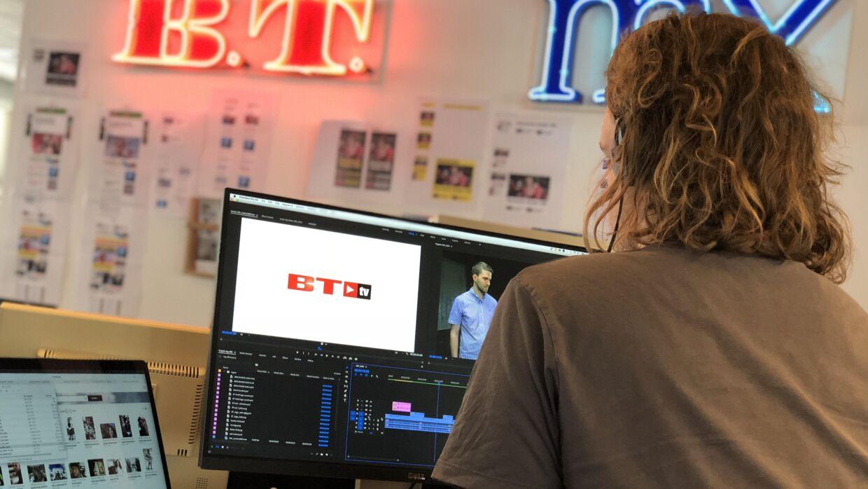 På bt.dk søger vi flere studentermedarbejdere til redigering af korte tv-nyhedsindslag til B.T.s digitale medieplatforme.